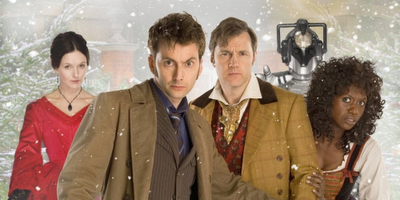 The Next Doctor Banner