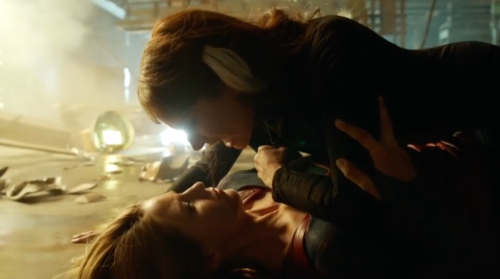 Supergirl S01E02 Fight