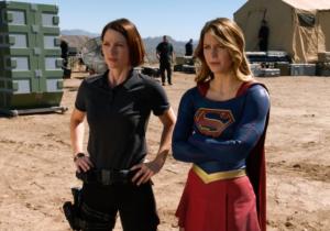 Supergirl S01E06 Alex-Suprgirl