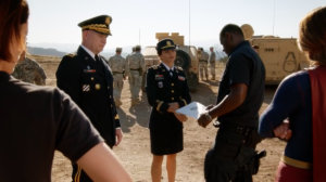 Supergirl S01E06 Army Lucy
