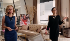 Supergirl S01E06 Cat-Mother