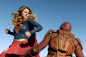 Supergirl S01E06 Fight